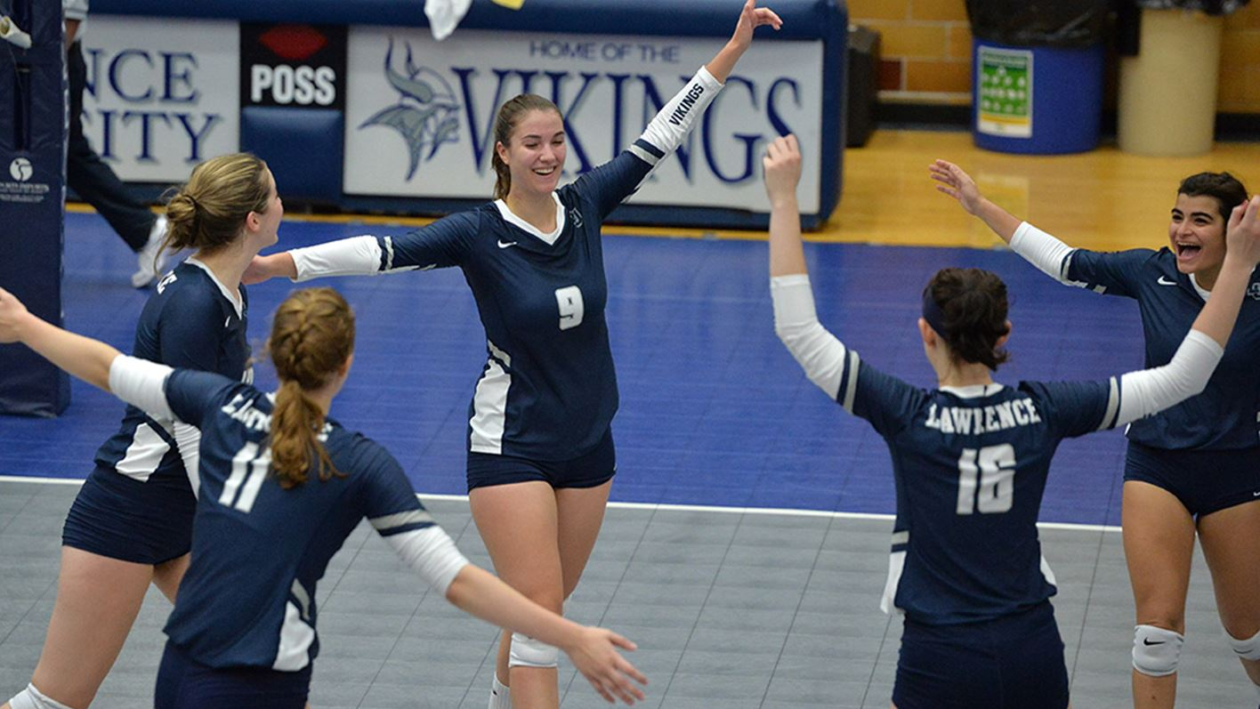 Women S Volleyball Lawrence University